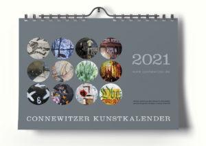 Connewitzer Kunstkalender 2021