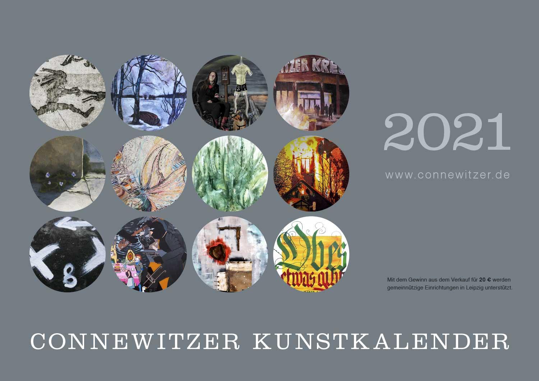 Connewitzer Kunstkalencer 2021